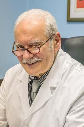 Dottor Marco Maria Giardina - Dietologo a Roma