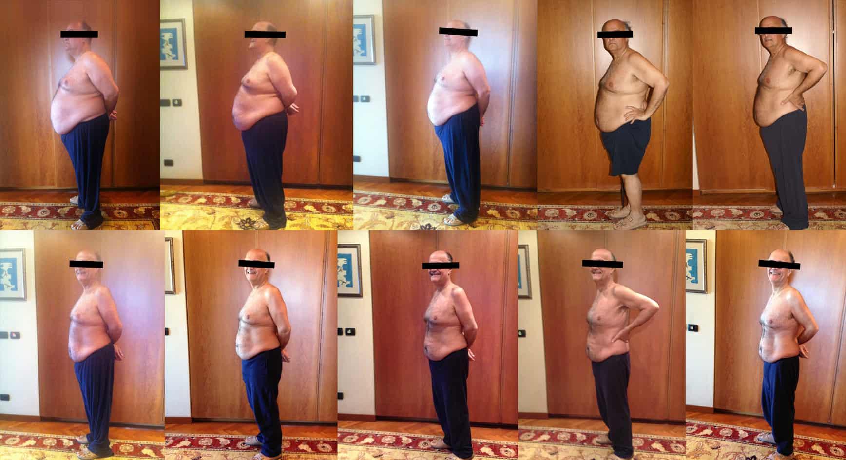 Come perdere il peso in 10 giorni in 10 kg per mezzo dacqua